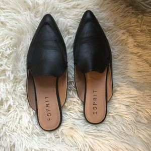 Esprit Shoes - Black Mules